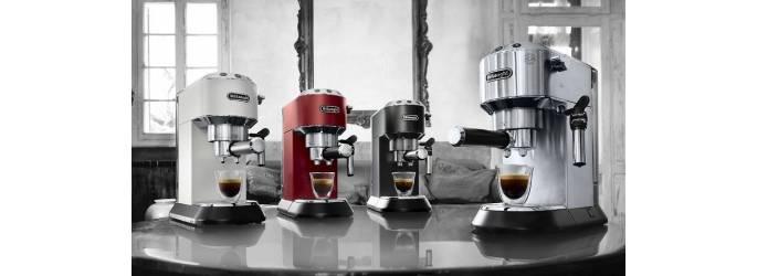 10 лучших кофемашин