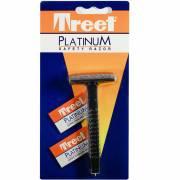Классический станок для бритья «Treet® Platinum Safety Razor» T0013