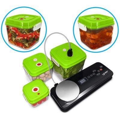 Вакуумный упаковщик со шкалой YOER Fresh Food VSS01BK