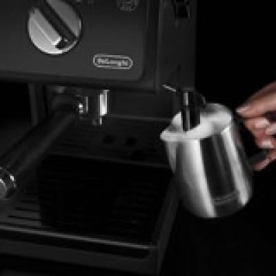 Рожковая кофеварка DeLonghi ECP 31.21 BK 01306