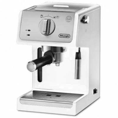 Рожковая кофеварка DeLonghi ECP 33.21 W 01309