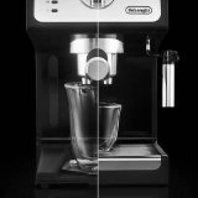 Рожковая кофеварка DeLonghi ECP 33.21 B
