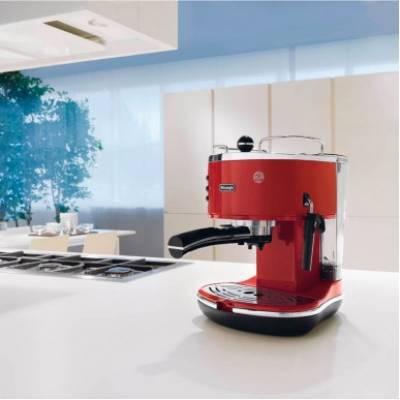 Рожковая кофеварка DeLonghi ECO 311 R Icona