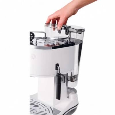 Рожковая кофеварка DeLonghi ECO 311 W Icona