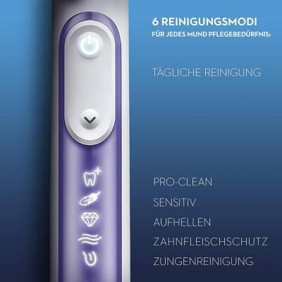 Зубная щетка Oral-B Genius 10000N Women - Sensi Ultra Thin Violete 01447