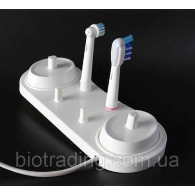 Держатель для электрической зубной щетки Белый АС003