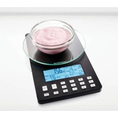 SILVERCREST Аналитические кухонные весы, черные 100315079-2