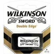Wilkinson Sword Двусторонние Лезвия для Бритья, 5 шт W0033